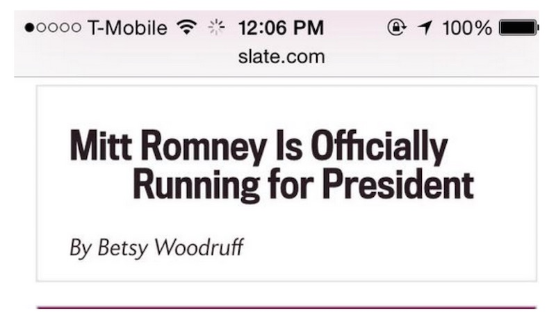 Flash of Invisible Text and Mitt Romney Web Font Problem